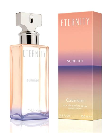 Parfum Eternity Summer eternity summer 2015 calvin klein perfume a new
