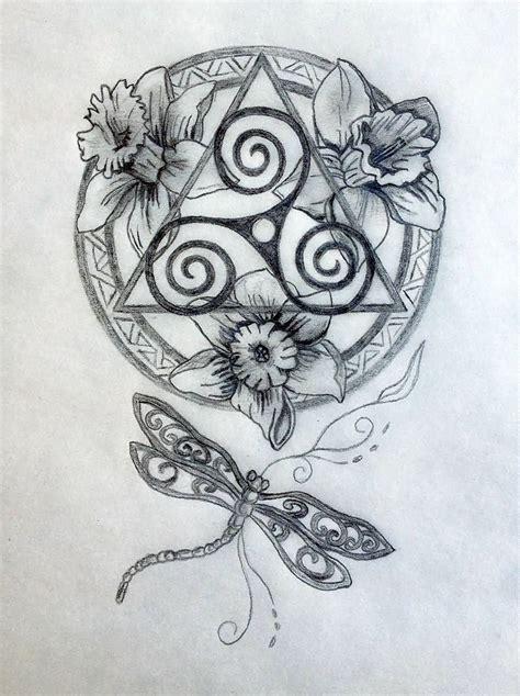 mandala tattoo name dragonfly and mandala tattoo design