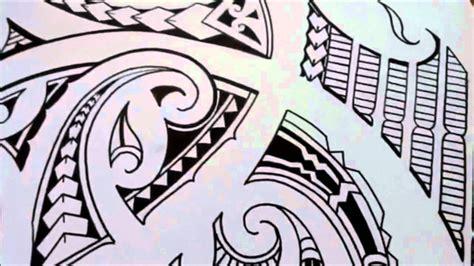 sketch  tribal polynesian maori shoulder tattoo