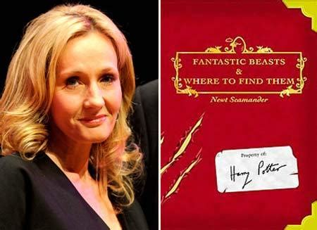 biography of jk rowling movie harry potter spin off film coming from j k rowling