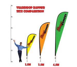 teardrop banner template teardrop template clipart best