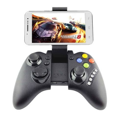 iphone joystick wiseup wireless bluetooth controller gamepad joystick for iphone android pc tablet
