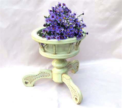 large plant stand indoor planter stand natural wood flower