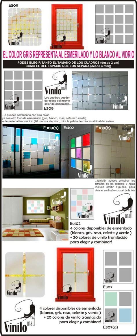 vinilos esmerilados vinilos decorativos esmerilados para vidrios 215 00 en