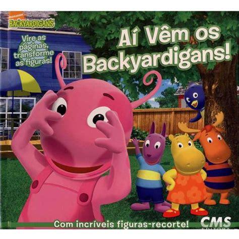 Backyardigans Janice Burgess Livro A 237 V 234 M Os Backyardigans Janice Burgess