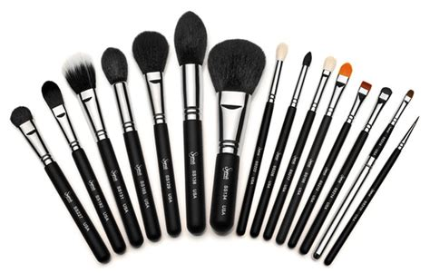 best makeup brushes gorgeous best make up brushes 2016