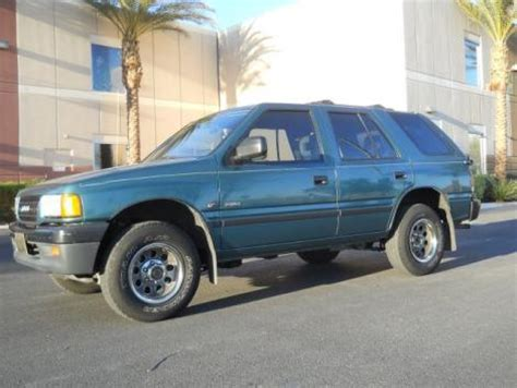 cheap ls for sale used 1995 isuzu rodeo ls suv for sale in nv autopten com