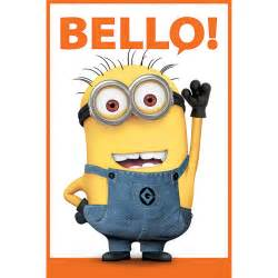 Minions poster bello 2991542