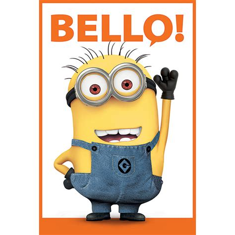 Home And Garden Decorating by B Amp M Gt Minions Poster Bello 2991542