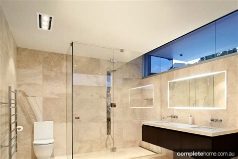 leading bathroom heat light and ventilation completehome