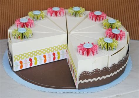 Paper Birthday Cake Craft - 25 best ideas about paper cake on cake boxes