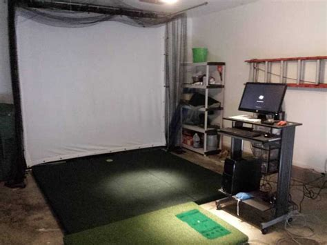 Protee sub floor   Golf Simulator Forum