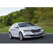 The New Skoda Superb To Be Launched In 2015