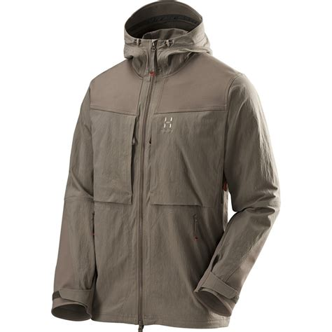 Haglofs Mens Rugged Fjell Jacket Cotswold Outdoor Rugged Outdoor Jackets