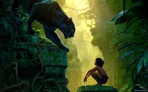 the jungle book pictures 2016 the jungle book poster wallpapers