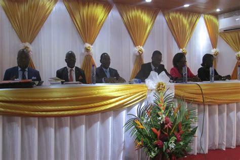 chambre nationale des notaires togo trois jours d 233 changes sur la profession notariale