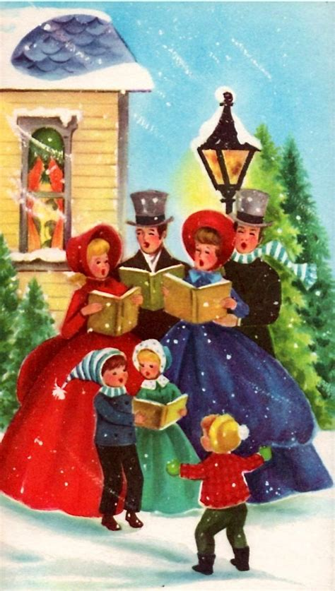 images of christmas carolers 1000 images about no 235 l petits chanteurs christmas