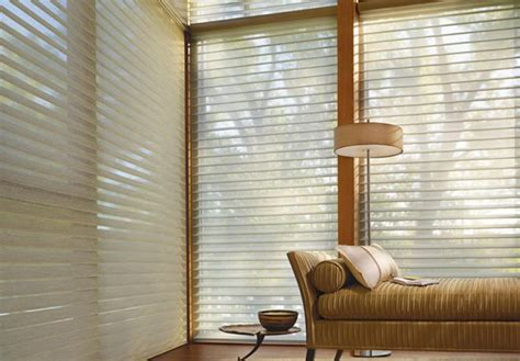 advanced blinds and drapery hunter douglas sheers shading advance blinds drapery