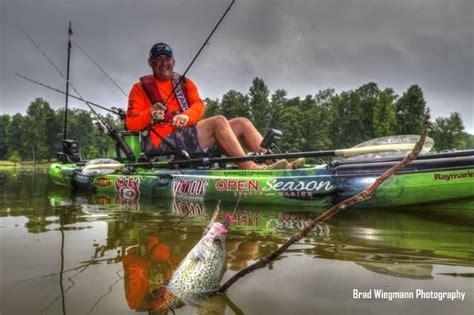 crappie fishing  jackson kayak crappie fishing