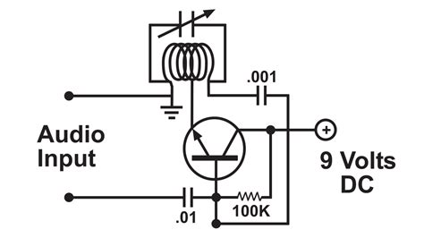fm transmitter with one transistor transistor fm transmitter hairstyles