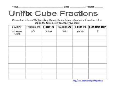 unifix pattern worksheet printables unifix cubes worksheets messygracebook