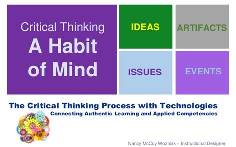brain techniques for memory improvement and critical thinking books critical thinking a habit of mind