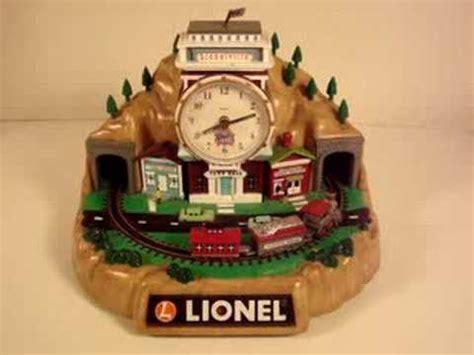 lionel talking clock