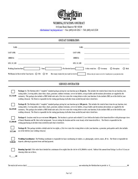 Wedding Planner Contract by Wedding Planner Contract Template Http Yesidomariage