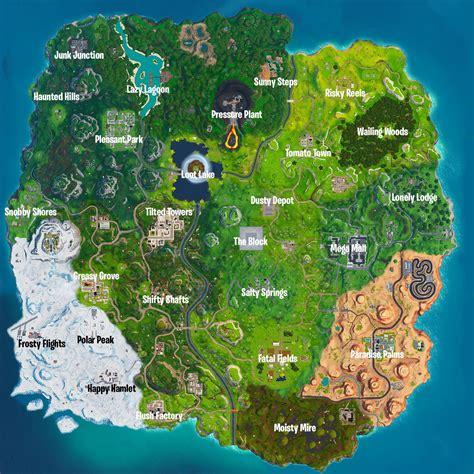 fortnite map sansalvajecom