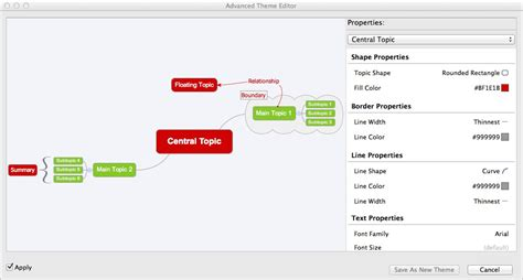 themes advanced editor template js xmind blog xmind 6 public beta now available