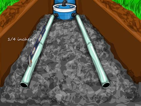 Small Septic System For Cabin by Construct A Small Septic System To Be Home And Cabin Ideas