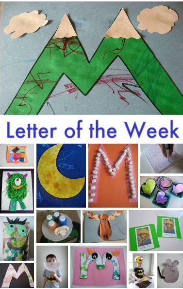 Research Letter Of The Week letter of the week m theme no time for flash cards