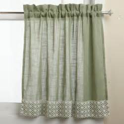 Kitchen Cafe Curtains Modern by Small Curtains Models For Kitchens Interior Decorating