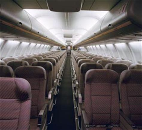 B757 Interior by Boeing 757