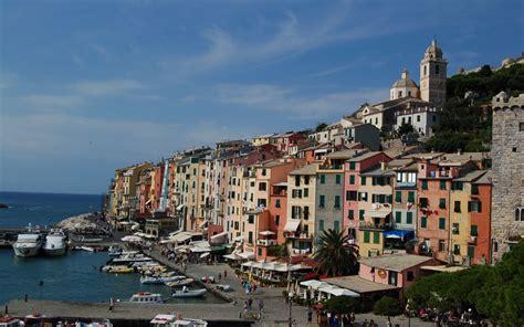 port town from levanto to lerici liguria italy you ve already