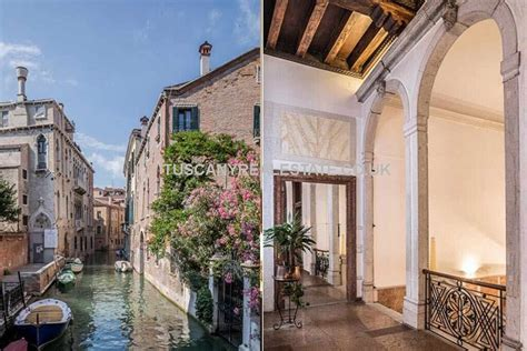 venice appartments venice italy canal real estate