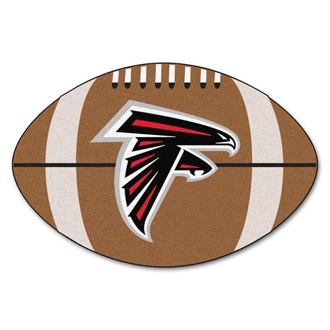 Kitchen Faucets Houston Fanmats Nfl Atlanta Falcons Brown 1 Ft 10 In X 2 Ft 11