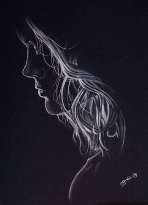 imagenes para dibujar en cartulina negra las 25 mejores ideas sobre dibujos con grafito en