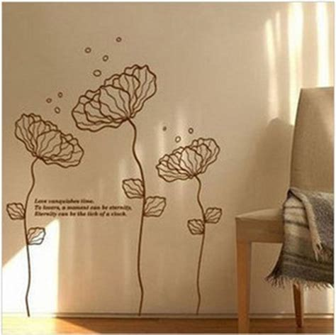 other crafts pretty home decor wall stickers pvc