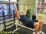 barbell incline bench press medium grip workout routines workouts to build muscle and burn fat