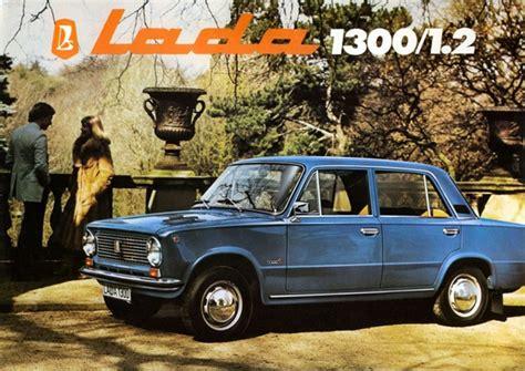 lada viso sovietinė autopramonė eksportui