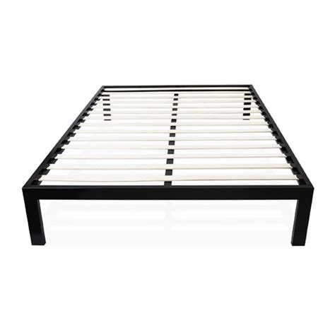 simple metal bed frame king size asian style simple metal platform bed frame with