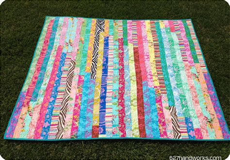 Jelly Roll Patchwork Patterns - 627handworks jelly roll race