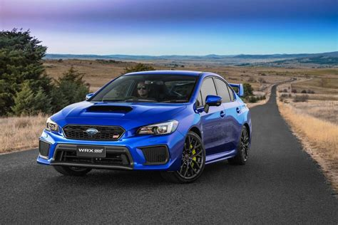 New Subaru Wrx Sti 2018 by Updated 2018 Subaru Wrx Wrx Sti Land New Spec R Tops