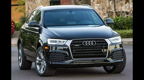 Audi Q3 Youtube by Audi Q3 2017 Car Review Youtube