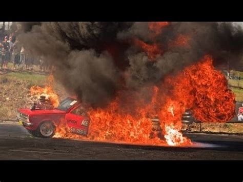burnouts attack insane collection  hot rod muscle