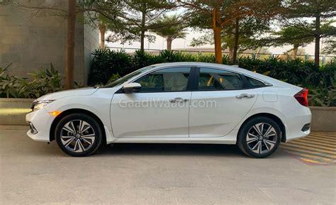 2019 Honda Civic by All New 2019 Honda Civic Comes With 8 Segment