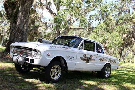 Lone Ford by Quot Lone Wolf Quot 62 Ford Falcon Hotrod Hotline