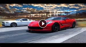 Ford Gt Vs Corvette Chevy Corvette Vs Mustang Gt Autos Post