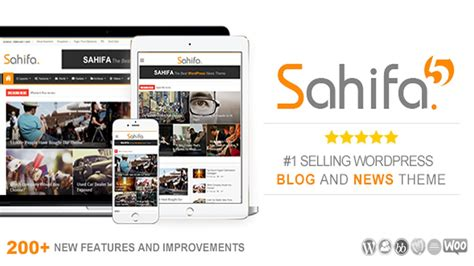 newspaper theme youtube sahifa responsive wordpress news magazine newspaper